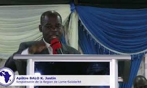 Lancement de la convention de Pâques dans la Région Lomé-Solidarité-18 Avril 2019