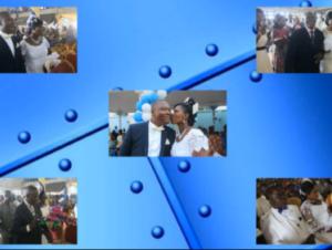 Cérémonie de renouvellement des voeux de mariage de 6 couples