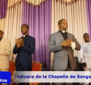 Dédicace de la chapelle de Sanguera-Klémé