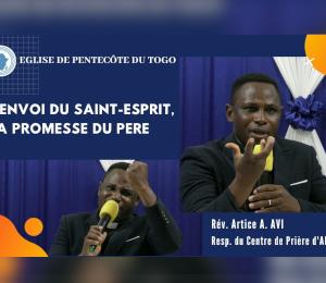 L'envoi du Saint-Esprit, la promesse du Père